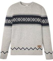 maglione norvegese (grigio) - john baner jeanswear