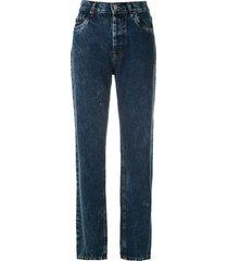 eva vintage 80's jeans - blue