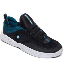 zapatilla williams slim s m sh negro dc