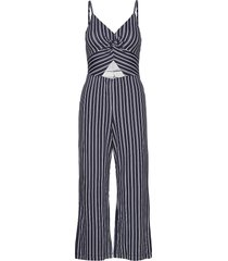 twist jumpsuit jumpsuit blå hollister