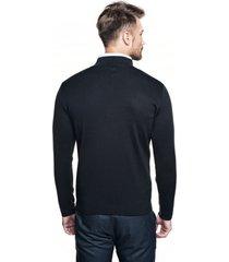 sweter lennox troyer czarny