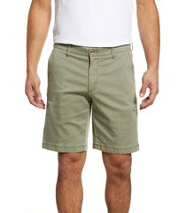 men's big & tall tommy bahama boracay cargo shorts, size 44 - green
