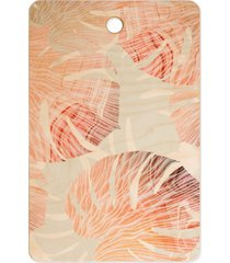 deny designs iveta abolina beach romance ii cutting board