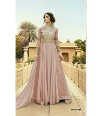 indian designer anarkali gown dress bollywood pakistani women wedding 7108