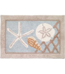 avanti seaglass bath rug bedding