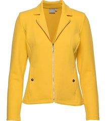 jacket blazer kavaj gul brandtex