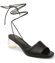 bcbgeneration moxia tie-up sandals women's shoes