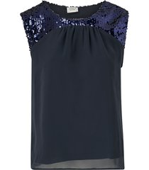 topp jdyotis s/l upper sequins top