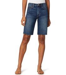 joe's jeans luna denim bermuda shorts