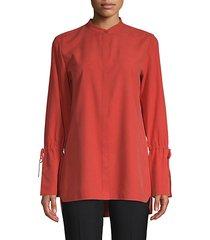 desra silk blouse