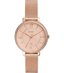 reloj fossil mujer es4628