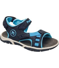 sandalia azul marcel  playeras