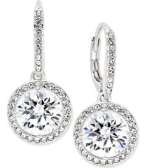 eliot danori crystal drop earrings, created for macy's