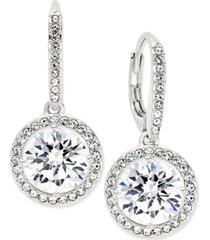 eliot danori crystal drop earrings, created for macy's