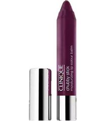 batom chubby stick clinique labial hidratante voluptuous violet