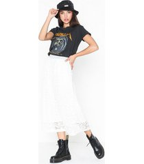 pieces pcbeda hw ankle lace skirt midikjolar