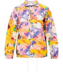 patterned jacket