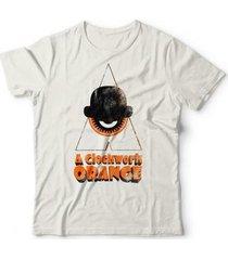 camiseta laranja mecânica - unissex