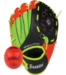 "franklin sports 9.0"" neo - grip teeball glove - right handed"