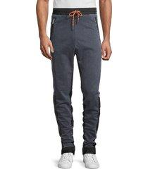diesel men's d-eeley-ne sweat jeans - black - size 28