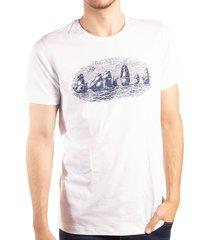 camiseta estampada marinero ref. 107141119