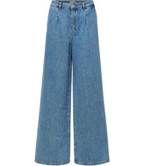 wide fit jeans high waist