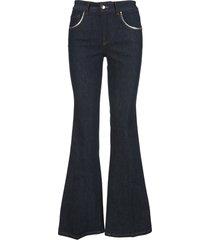 chloé chloe bootcut jeans