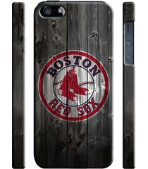 boston red sox baseball logo iphone 4 4s 5 5s 5c 6 6s 7 + plus se case cover 5
