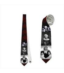 necktie tie some like it hot comedy memorabilia sexy monroe
