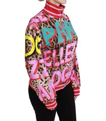 reißverschluss strickjacke leopard top pullover