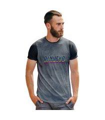 camiseta street wear di nuevo colored aquarelle t shirt