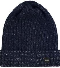 gorro tricot marinho - lez a lez