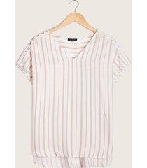 blusa de rayas-xxl