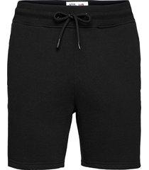 knox jogger recycled cotton shorts shorts casual svart kronstadt