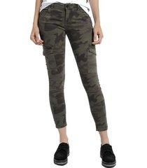 cargobroek lois pantalon camouflage newcargo 948