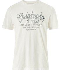t-shirt jorlakewood tee ss crew neck
