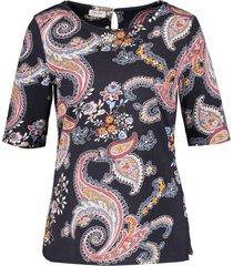 gerry weber shirt marine 470270-35070