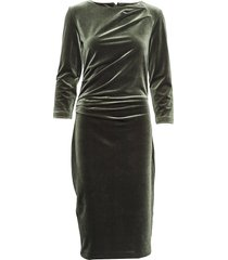 nisas dress dresses bodycon dresses grön inwear