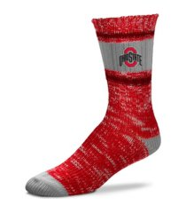 for bare feet ohio state buckeyes alpine stripe socks