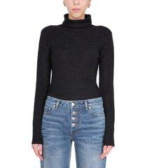ganni turtle neck sweater