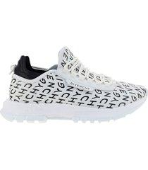 scarpe sneakers uomo in pelle spectre