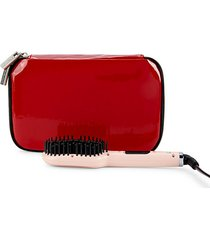 broken heart mini thermal brush & pouch 2-piece set