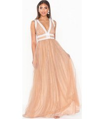 true decadence bohemian long lace dress maxiklänningar