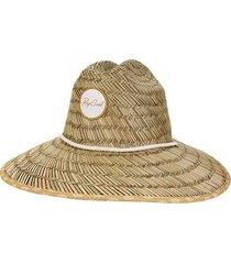 chapéu rip curl coastal tides straw