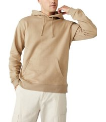 men's essential fleece pullover sweatshirt