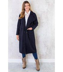 fleece jas marant marineblauw