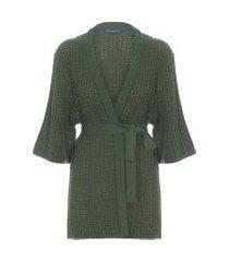 kimono greta - verde