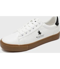 zapatilla blanco royal county of berkshire polo club