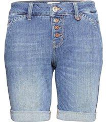 pzmary shorts shorts denim shorts blå pulz jeans