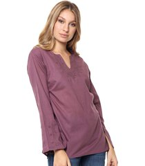 blusa violeta spiga 31